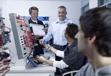 Aftermarket TrainingsCenter: Vorsprung durch Wissen